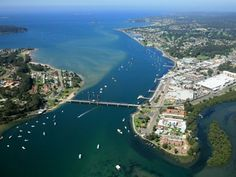Batemans Bay, Australia-where my family owned a house for years and I have some of my favorite childhood memories.