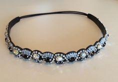 Emily Kai jeweled headband $68