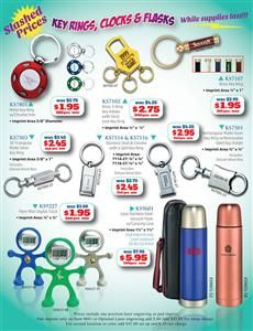 Promotional Products Key Rings