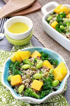 ... Butternut Squash and Wasabi Lime Dressing from @lifemadesweeter.jpg