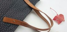 Taschenbeutel aus Leder selbst machen