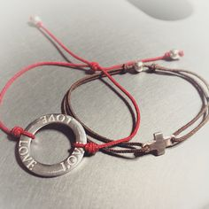 My very first silver/cord styles from going strong