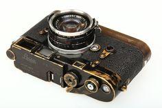 Black Paint M3 w/ Lenses Sells for $472,000