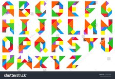 Find Wooden Alphabet Isolated On White stock images in HD and millions of other royalty-free stock photos, illustrations and vectors in the Shutterstock collection. Alphabet Images, Wooden Alphabet, Tangram Puzzles, Handmade Gift Tags, Educational Crafts, Paper Crafts Origami, White Stock Image, Letter Art, Math Games