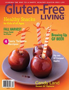 Gluten-Free Living is a great resource they always have good recipes and tons of product info. Healthy Snacks For Kids, Healthy Foods, Fit Foods, Happy Healthy, Fall Recipes, Whole Food Recipes, Tailgate Food, Tailgating Recipes, Chicke Recipes