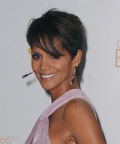 halle berry hair styles 1000 images about hairstyles on choppy 4084