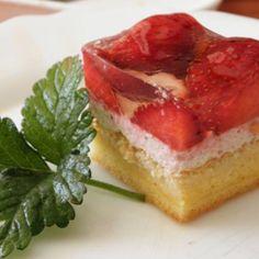 Epres süti diókrémmel Cheesecake, Desserts, Dios, Tailgate Desserts, Deserts, Cheesecakes, Postres, Dessert, Cherry Cheesecake Shooters