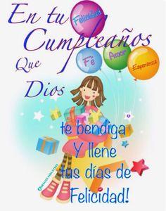 Birthday Ecards for Females Spanish Birthday Wishes, Happy Birthday Ecard, Birthday Quotes For Her, Happy Birthday Wishes Cards, Happy Birthday Pictures, Birthday Cards, Birthday Video, Birthday Songs, Happy Birthday Princess