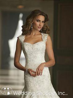 Bridal Gowns David Tutera for Mon Cheri Macaria Bridal Gown Image 3