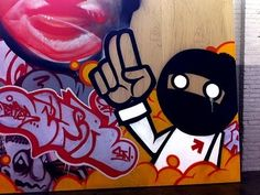 Art and Activism with Eyeone | LA Street Art Gallery