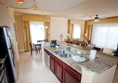 Make some wonderful meals in your own fully-equipped kitchen at Bluegreen Vacations The Fountains, an Ascend Resort in Orlando, FL. Enter for a chance to win your Dream Honeymoon here: www.choicehotelsoffers.com/dreamhoneymoon  #sweepsentry