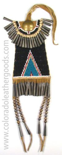 Beaded Kiowa Strike-A-Lite