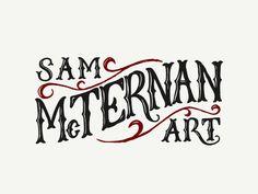 Sam McTernan Logo - Final