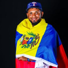 Venezuela's very own. 🇻🇪 The post Texas Rangers: Venezuela's very own. … appeared first on Raw Chili. Texas Rangers, Fashion, Venezuela, Moda, Fashion Styles, Fashion Illustrations