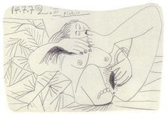 Late Picasso Drawings – Part 8 | Tigerloaf