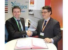 Le cluster Eco-Energies et l'AQC renforcent leur partenariat