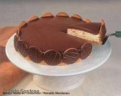 Torta Holandesa especial (com sorvete)
