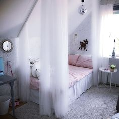 Teen girl bedrooms, pop to this plan for one lovely sweet teen girl room decorating, info number 4693767745 Bedroom Ideas For Teen Girls Diy, Blue Teen Girl Bedroom, Teen Girl Bedrooms, Baby Bedroom, Bedroom Decor, Slanted Ceiling Bedroom, Baby Room Boy, Tidy Room, Baby Room Design