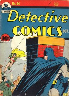 Cover for Detective Comics (1937 series) #44