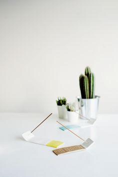 Fall For DIY Incense Holder tutorial 8