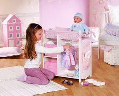 Zapf 773727 - Baby Annabell Baby Wickelkommode