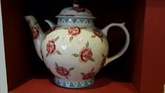 Emma Bridgewater Rose & Bee Gallon Teapot 2015