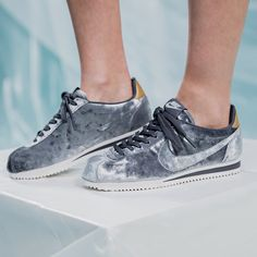 Nike Velvet Cortez - Footasylum Women s Sneakers Fashion 0522508e8e