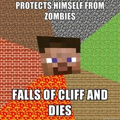 Minecraft  @M Cosgrove