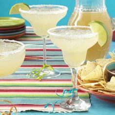 Cerveza Margaritas Recipe from Taste of Home -- shared by Christina Bremson of Parkville, Missouri