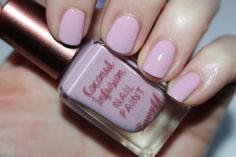Barry M Coconut Infusion Nail Paint - Surfboard
