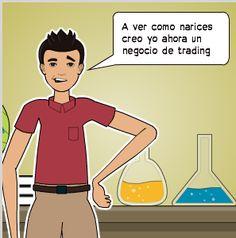 Vivir del trading no, crear un negocio de trading si