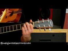 E Major Acoustic Blues