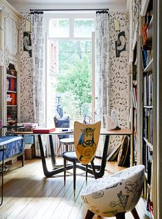 Vincent Darres Daring And Fashionable French Interiors