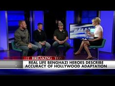 See the Heroes of Benghazi Open Up About the New '13 Hours' Film - YouTube