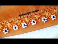 Filet Crochet, Scarf Styles, Clothing Patterns, Tatting, Hair Accessories, Make It Yourself, Embroidery, Youtube, Projects