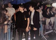 Daniel And Phillip At First Glance It Looks Like They Are Holding Hands Aww Lt