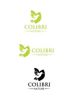 Colibri Nature Logo by goodigital13 on @Graphicsauthor