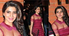 Samantha at Grill Restaurant Launch Stills => http://www.123cinemanews.com/photo-gallery-images.php?id=2014