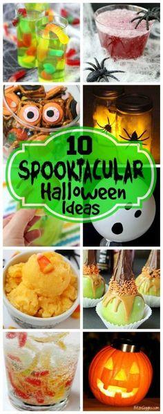 10 Spooktacular Hall
