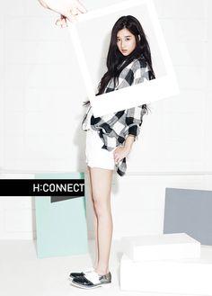 Seo Ye Ji - H:Connect S/S 2015