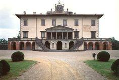 Villa Mediciof Poggio a Caiano