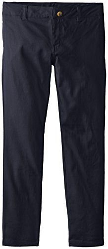 Lee Uniforms Big Girls'  Original Skinny-Leg Stretch Twill Pant -- You can find more details at…