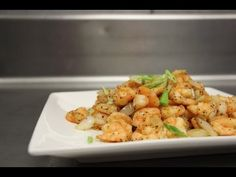 (77) How to Make Salt and Pepper Shrimp - YouTube
