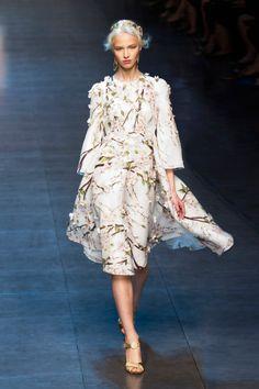 Dolce & Gabbana Prêt-à-porter Printemps-été 2014 - Look 3