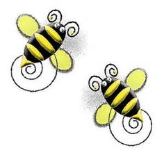 3 Bees Clip Art Free - Bing Images