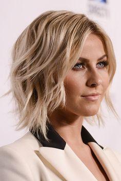 El peinado que las celebrities han puesto de moda: el Grob o Grunge bob