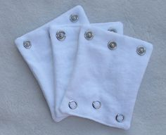 ONESIE EXTENDERS.......Save money by adding a size to your favorite onesies BRILLIANT!