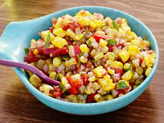 Tangy Corn Relish recipe from Duff Goldman via Food Network