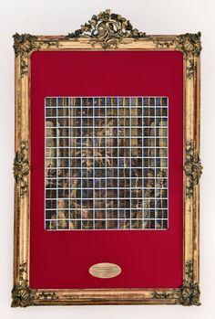 """Beata Vergine di Pompei"" - Maurizio Galimberti | The White Museum, Capri Palace Art Collection"