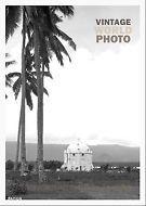 Samoa Vintage Photo Art A4 Size 210x297mm 010